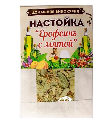 Настойка «Ерофеич с мятой», 50 гр.