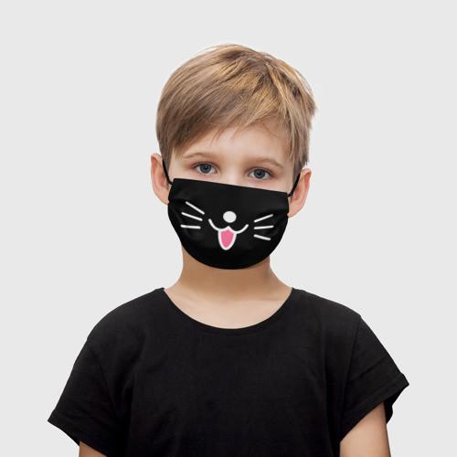 """Детская маска тканевая """"Funny Kitty"""""""