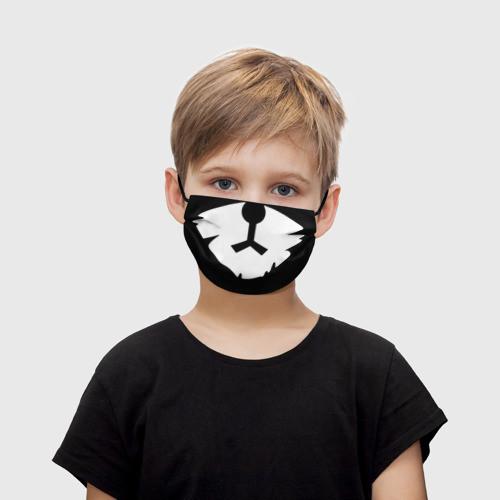 """Детская маска тканевая """"Little bear"""""""