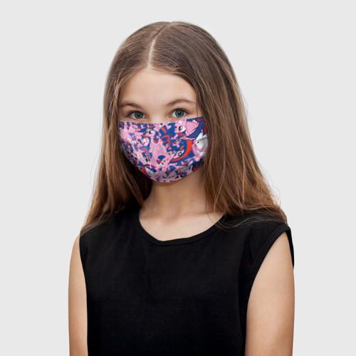 """Детская маска тканевая """"Сумеречная Искорка"""""""