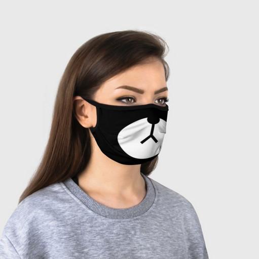 """Многоразовая тканевая маска """"Bear"""""""