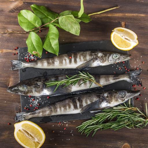 ЛЕДЯНАЯ рыба 250+ (коробка 5 кг)
