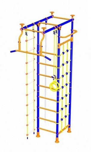 Детский спортивный комплекс «Веселый непоседа» Модель №11 (раздвижной турник)