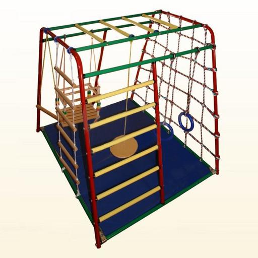 Детский спортивный комплекс (ДСК) Вертикаль «Веселый малыш»