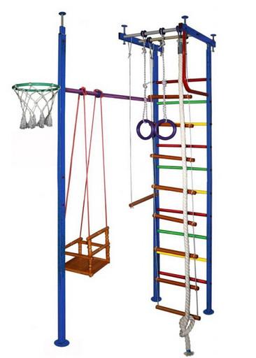 Детский спортивный комплекс (ДСК) «Вертикаль-10М»