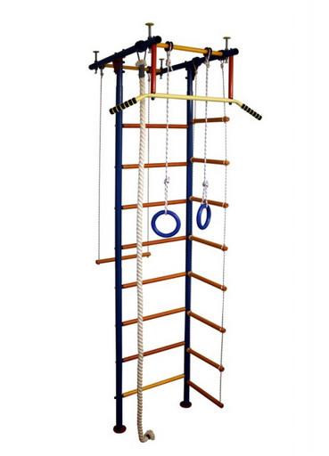 Детский спортивный комплекс (ДСК) «Вертикаль-Юнга 2.1Д» турник широкий хват