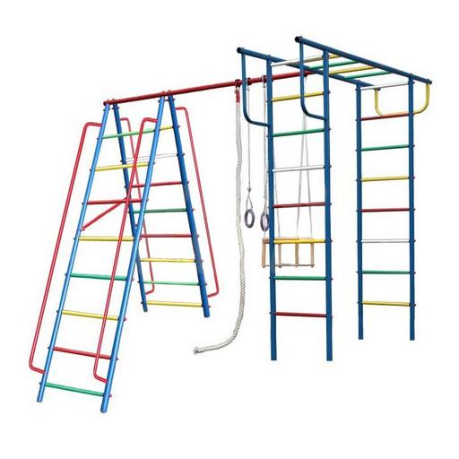 Детский спортивный комплекс (ДСК) «Вертикаль-А1+П» дачный