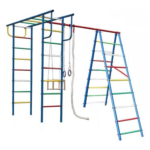 Детский спортивный комплекс (ДСК) «Вертикаль-А+П» дачный