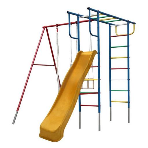 Детский спортивный комплекс (ДСК) «Вертикаль-П» дачный с горкой 3,0 м