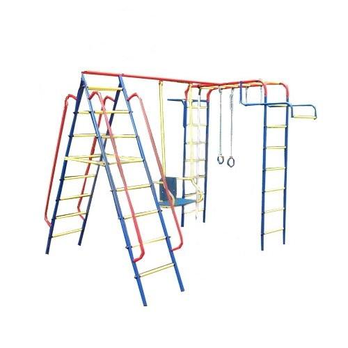 Детский спортивный комплекс (ДСК) «Пионер» качели «ТК-2» дачный