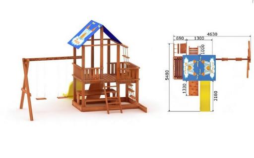 Игровой комплекс (ИК) «Росинка-2»