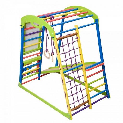 Детский спортивный комплекс для дома «SportWood Plus»