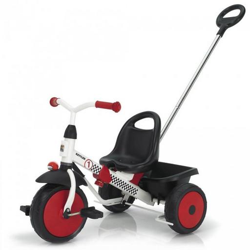Детский трехколесный велосипед Happytrike Racing