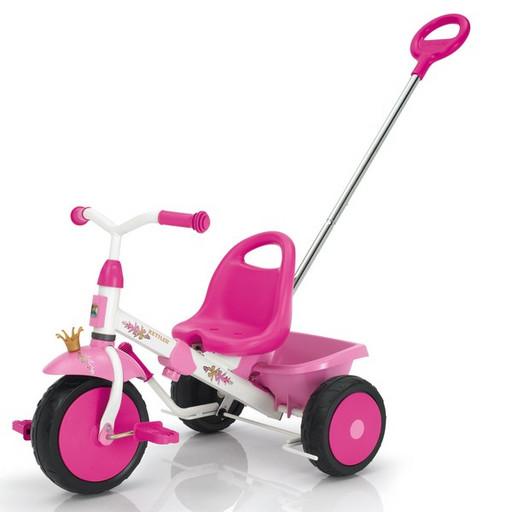 Детский трехколесный велосипед Happytrike Prinzessin