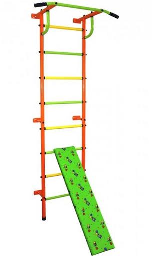 Детский спортивный комплекс (ДСК) «Лидер С1» со скамьей