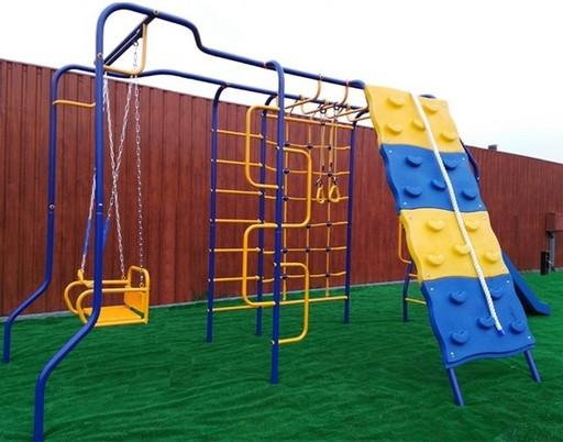 Уличный детский спортивный комплекс «Форсаж»
