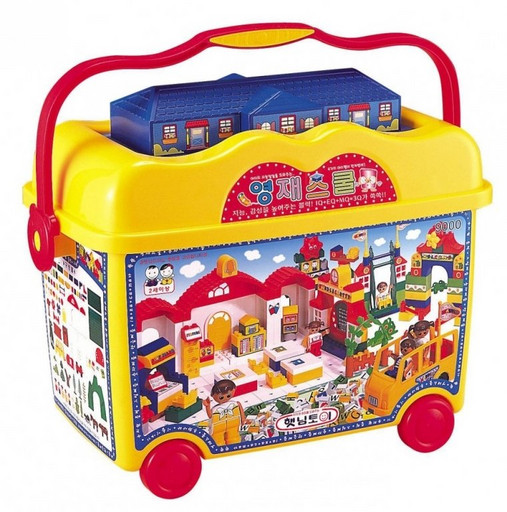 Конструктор в подарочной упаковке (314 деталей)