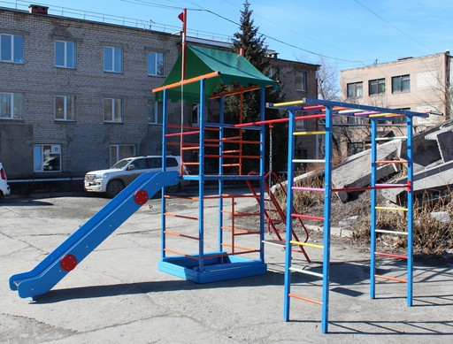 Спортивный комплекс «ЗАМОК-П»