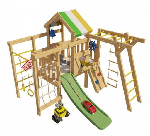 Детский игровой чердак «Валли»