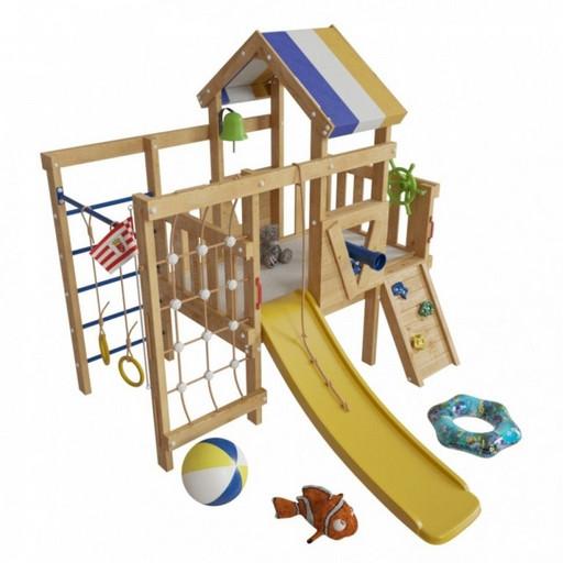 Детский игровой чердак «Немо»