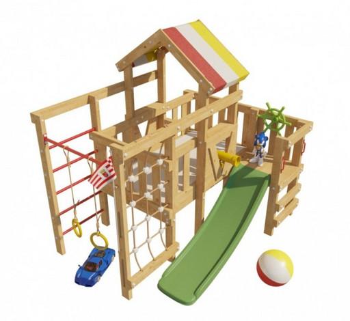 Детский игровой чердак «Соник»