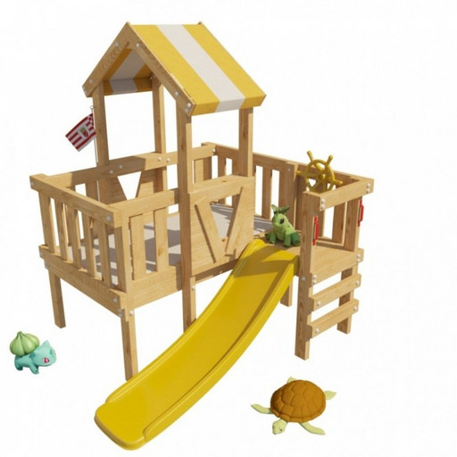 Детский игровой чердак «Скуби»