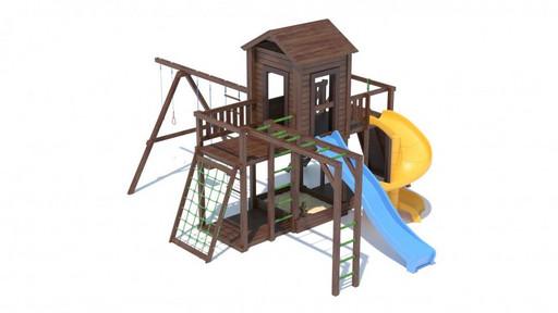 Детский игровой комплекс C 2.2