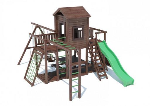 Детский игровой комплекс C 2.4