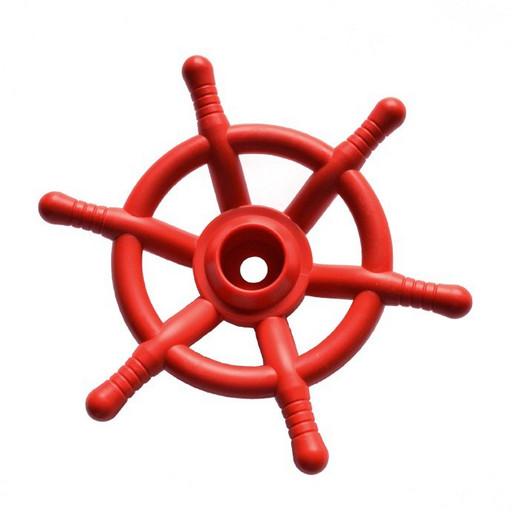 Штурвал «Шторм» красный PS-318