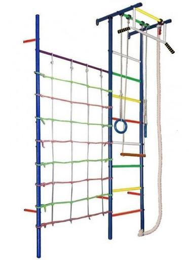 Детский спортивный комплекс (ДСК) «Вертикаль-Юнга 4.1М» турник широкий хват