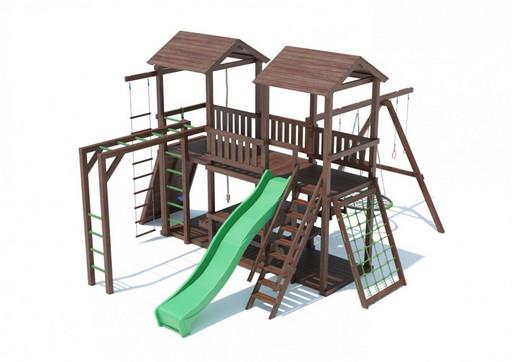Детский игровой комплекс D4