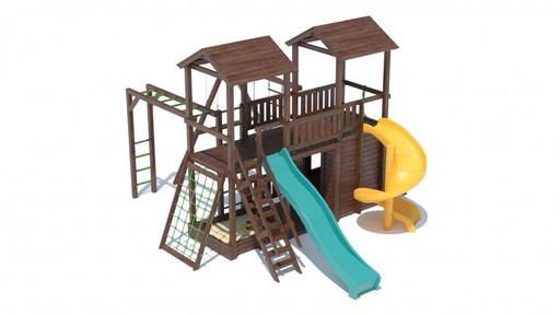 Детский игровой комплекс D5