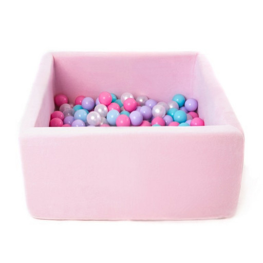 Сухой бассейн Romana «Airpool Box» ДМФ-МК-02.55.01 розовый