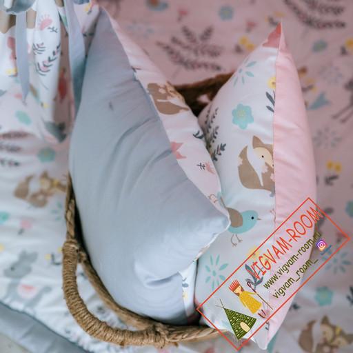 Подушка Алиса в Стране Чудес