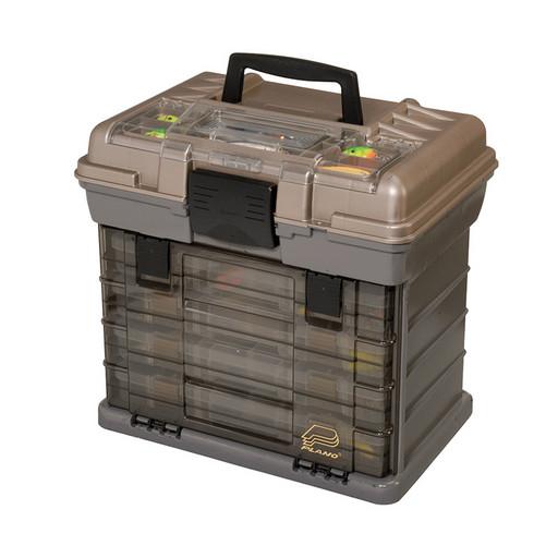 Ящик PLANO 1374-01 с 4 коробками и верхним отсеком для аксессуаров