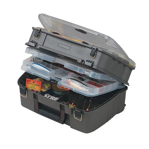 Ящик PLANO 1444-02 с 4-уровневой системой для приманок и аксессуаров