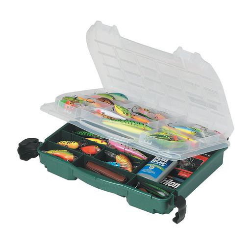 Ящик PLANO 3950-10 2-уровневый для приманок и аксессуаров 15-62 отсеков