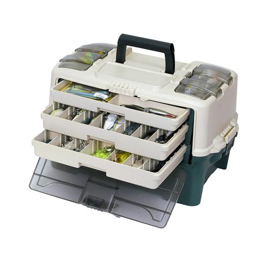 Ящик PLANO 723300 с 3-уровневой системой хранения приманок