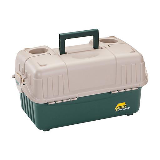 Ящик PLANO 8616-00 раздвижной с 6 лотками, 38-46 отсеков