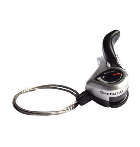 Шифтер Shimano Tourney, TX50-LN, 3(Frict)ск, 1800мм, б/уп.