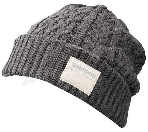 Шапка Knit Watch Charcoal Regular Size