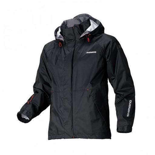 Куртка Shimano DS Basic Jacket Черная L