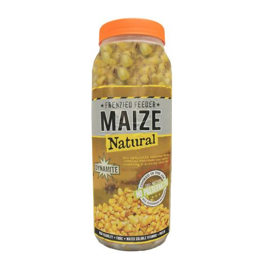Кукуруза необрезанная консервированная DYNAMITE BAITS Maize 2,5 л.