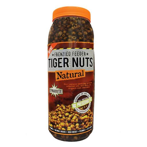 Тигровый орех консервированный DYNAMITE BAITS Mini Tiger Nuts 2,5 л.
