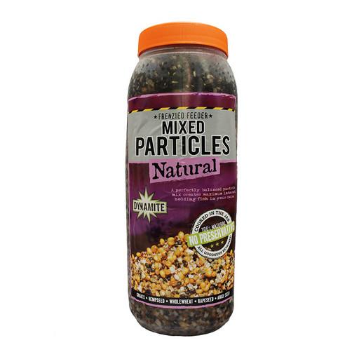 Смесь зерновых консервированная DYNAMITE BAITS 2,5 л.