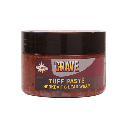 Паста DYNAMITE BAITS Tuff Paste Boilie and Lead Wrap Crave 250гр.