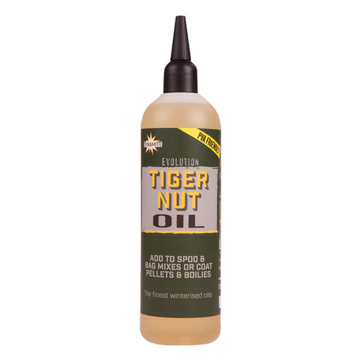 Масло DYNAMITE BAITS Evolution Oils Monster Tiger Nut300 мл.