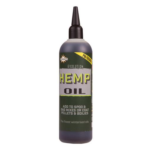 Масло DYNAMITE BAITS Evolution Oils Hemp 300мл.