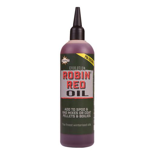 Масло DYNAMITE BAITS Evolution Oils Robin Red 300мл.