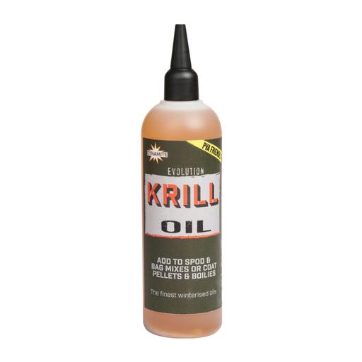 Масло DYNAMITE BAITS Evolution Oils Krill 300мл.